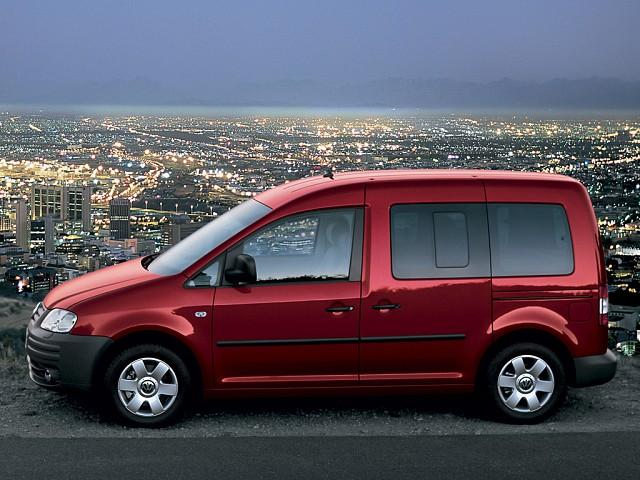 VW Caddy 2.0 tdi 2006 y