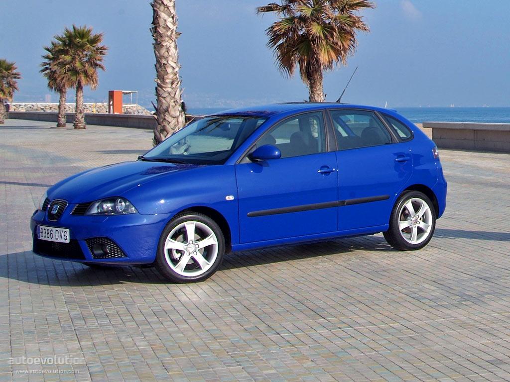 Seat Ibiza 1.4 TDI 2008
