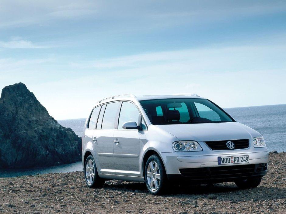 VW Touran 1.9tdi 2006
