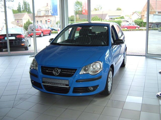 VW Polo 1.4 tdi 2008г