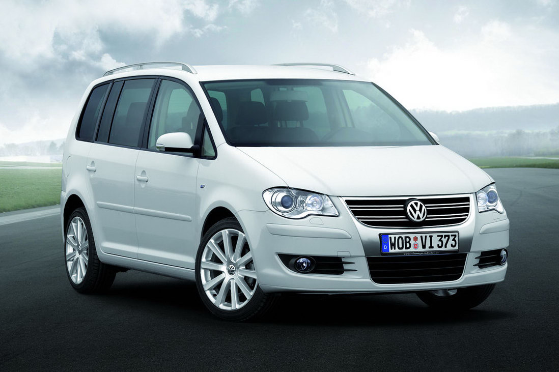 VW Touran 1.9tdi 2010г