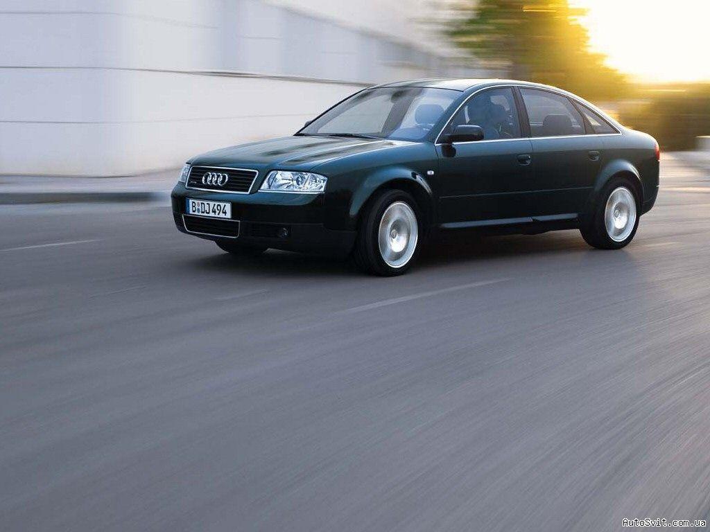 Audi A6 1.9TDI 2001 г