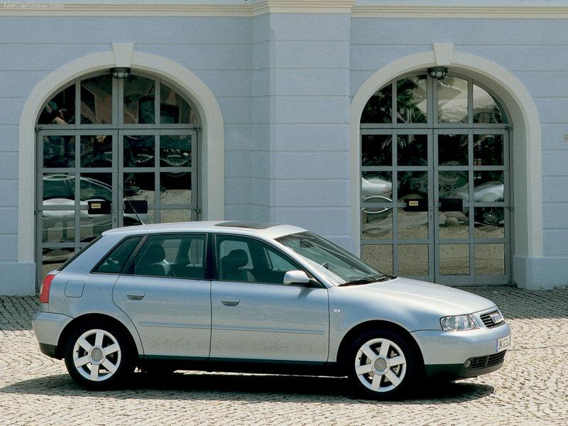 Audi A3 1.9 TDI 2001y.