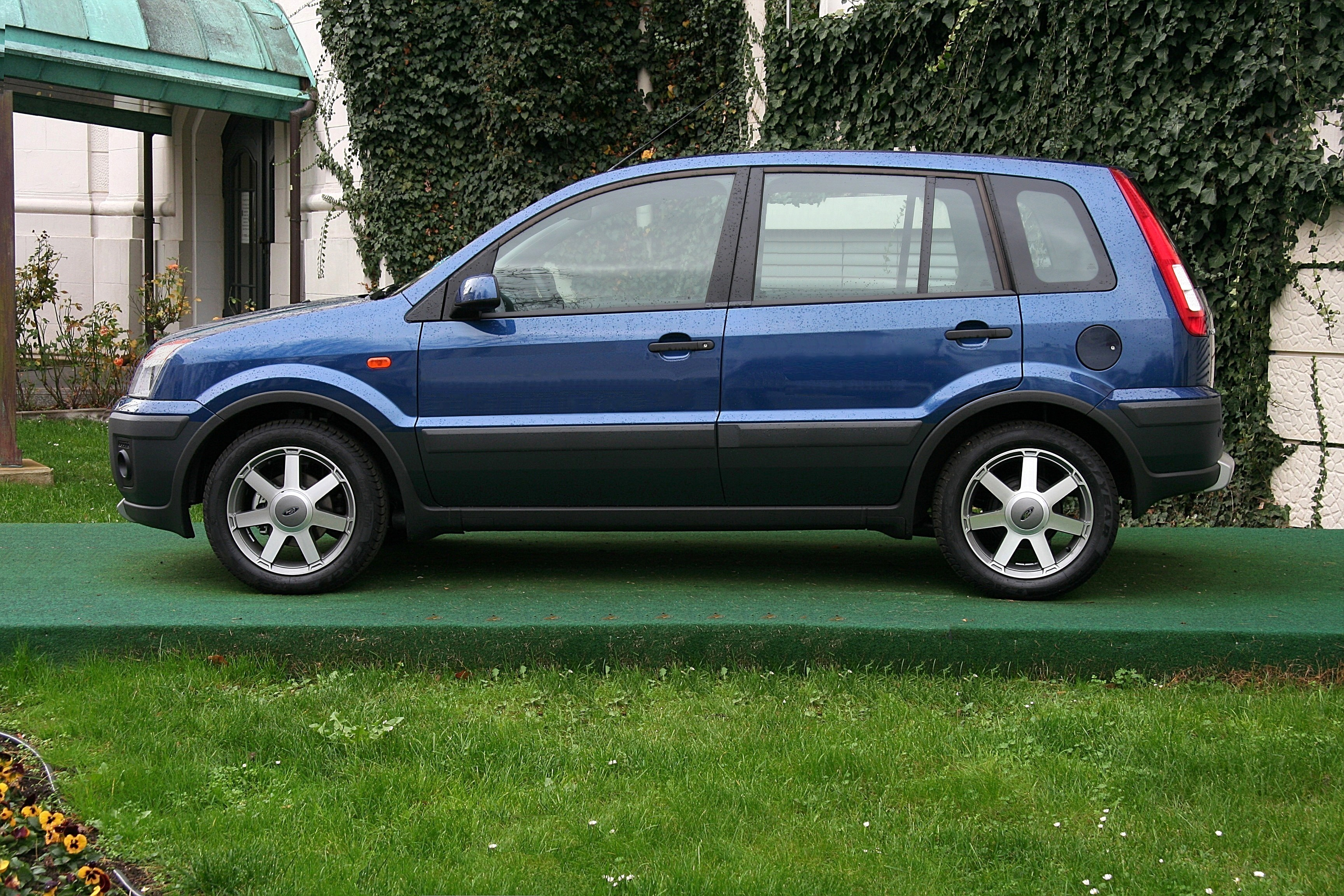 Ford Fusion 1.4tdci 2005y